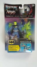 Hasbro Deluxe - Batman Ninja - Thunder Kick Batman Figurine - New & Sealed