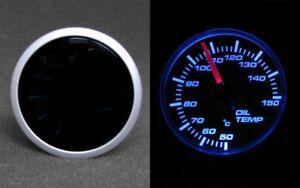 Öl Temperatur Anzeige Öltemperaturanzeige Instrument SMOKE LINE + Geber 150°C