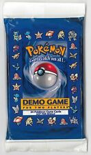 Pokemon 1998 2-Player Demo Game Pack E3 - GREAT DEAL! GREAT INVESTMENT! RARE!