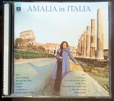 Amália Rodrigues – Amalia In Italia CD 1997 Columbia – CDPM 1403332 NM/Mint