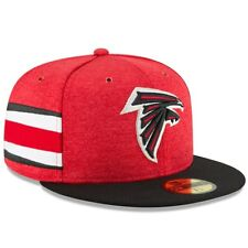 Atlanta Falcons Cap Sideline 2018 Home NFL Football New Era 59fifty 7 3/8