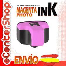Cartucho Tinta Magenta Foto NON-OEM HP 363XL - Photosmart D7360