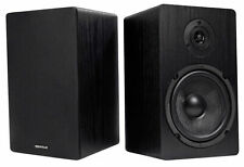 2) Rockville RockShelf 64B 400w Black 6.5