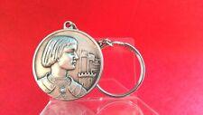 Porte-clés Jeanne d'Arc  ( 40 mm )