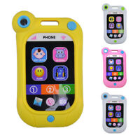Baby Kids Learning  Musical Sound Cell Phone Children Educational Toys *DC