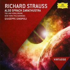 Giuseppe/New Sinopol - Virtuoso-R. Strauss: Also Sprach Zarathustra [New CD]