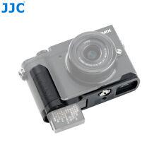 JJC Metal Camera Hand Grip Holder for Panasonic Lumix GX9 GX7M3 GX7M2 GX85 GX80