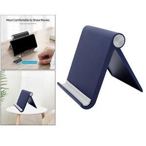 Adjustable Phone Tablet Display Stand Retail Cookbook Holder Desk for iPad