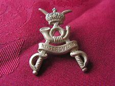 insigne 2 eme chasseur a cheval belge caserner allmagne ludenscheid