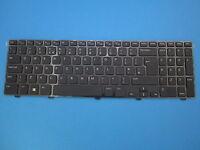 Keyboard UK Dell Inspiron 15/15R 3521 5521 Vostro 2521 English 0WWVKK With Frame