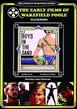 WAKEFIELD POOLE'S BOYS IN THE SAND - DVD - UK Compatible - sealed