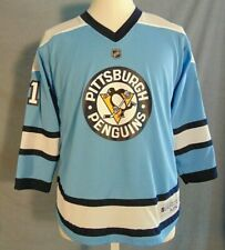 Jordan Staal #11 Pittsburgh Penguins NHL Jersey Youth XL Reebok Winter Classic