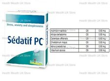SEDATIF PC*40 tabl for treating ANXIETY, mild SLEEP DISORDER, STRESS