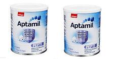 Milupa Aptamil Pepti Pulver bei Nahrungsmittelallergie Hypoallergen 2x400g