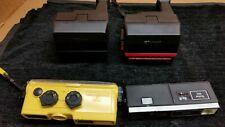 Lot of 4 Rare Vintage Cameras Original Polaroid, Waterproof Minolta, Vivitar 522