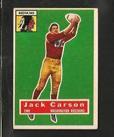 5094* 1956 Topps # 1  Jack Carson Vg-Ex