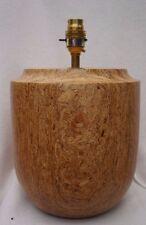 Wooden Lamp Base by Robin McEwan Lighting