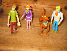 SCOOBY DOO EYES POP HANNA BARBERA MYSTERY SOLVING POSE PLAY FIGURES SHAGGY FRED
