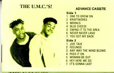 The UMC's Fruits Of Nature PROMO ADVANCE DEMO Cassette Tape Album Hiphop Rap