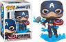 Avengers 4: Endgame - Captain America with Mjolnir Pop! Vinyl-FUN45137-FUNKO