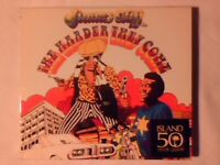 COLONNA SONORA The harder they come cd JIMMY CLIFF MAYTALS COME NUOVO LIKE NEW!!