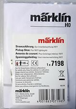 MARKLIN   7198 SET PATTINO ILLUMINAZIONE - STROMZUGFÜHRUNG ZU 7077