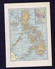 PHILIPPINE ISLANDS, Batan & Babuyan Islands  - 1929 Map Print