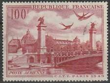 Frankrijk gestempeld 1949 used 856 - Alexander III Brug en Grand Palais