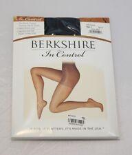 Berkshire In Control Body Shaper Sheers 4810 Off Black size 1