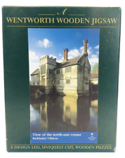 Wentworth Jigsaw Puzzle View Of The North East Corner 250 Piece Wooden Complete