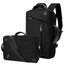 "3 in 1 11.6"" Laptop Backpack Briefcase Ultrabook Sleeve Case Cover Bag For DELL"