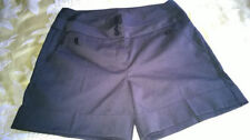 New Look Polyester Mid Rise Tailored Shorts for Women