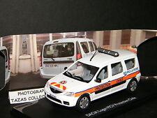 DACIA LOGAN MCV PROTECTION CIVILE DE BOURG LA REINE ELIGOR 1/43è 101407
