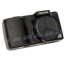 JJC Automatic Auto Lens Cap For RICOH GX-200 GX-100 Camera Replace Ricoh LC-1