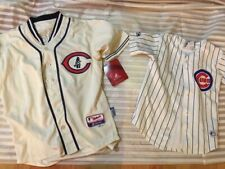 chicago cubs vintage jersey team BASEBALL jerseys majestic WITH TAGS BRAND NEW
