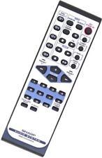 Original Sharp RRMCG 0408 AWSA Micro Componente sistema de control remoto para XL-HP707