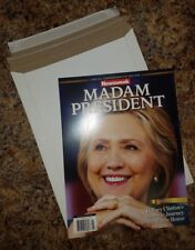 "Newsweek ""Madam President"" Hillary Clinton Wins Actual Size Poster NO MARGIN!"