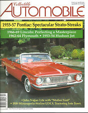 Collectible Automobile Magazine April 1995 Vol 11 - No 6