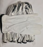 12 Pair Pack, Goat Skin Grain Leather Drivers, work safety gloves (PPE) Size XXL