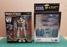 1/100 Robotech VF-1S Transformable with Macross Armor Set - New Unopened