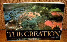SIGNED Ernst Haas The Creation Color Photographs 1st PB ED 1976