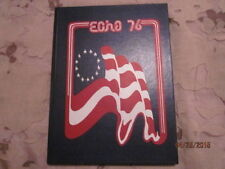 1976 Dubuque Senior  High School Yearbook Annual - Excellent! Unmarked!