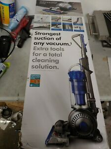Dyson Ball Animal 2 Hepa Bagless Total Clean Upright Vacuum Cleaner- blue