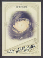 Topps - Allen & Ginter 2018 - Base # 259 Bomb Cyclone