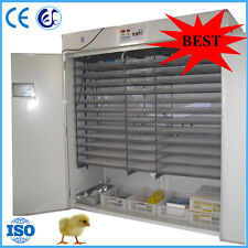 Automatic chicken/goose/duck egg incubator 5000 pcs SEA CUSTOM PICKING