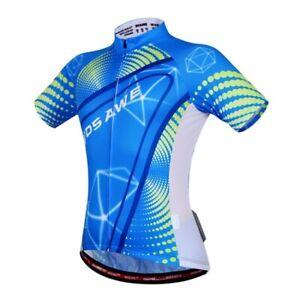 Men Cycling Jersey Jacket Cycling Clothing Top Bicycle Bike Cycling Shirt