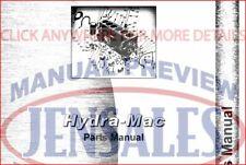 Hydramac Hydra Mac Miteymac 6309 117 8 8a 8b Attachment Bracket