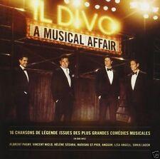 CD de musique variété pour chanson française, vendus à l'unité