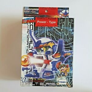 Takara Tomy Battle B-daman Cobalt Blade