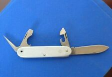 Wenger Swiss Army Knife Silver Alox WK vintage 1966 PAT